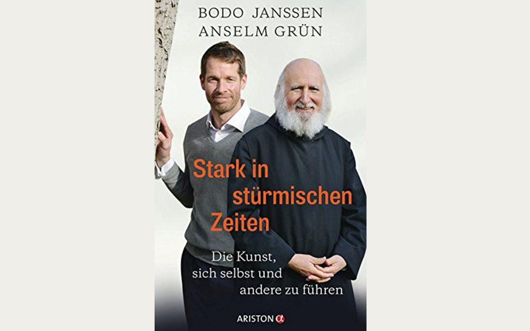 Führung als Dienstleistung:  Zwei Bücher des Unternehmers Bodo Janssen