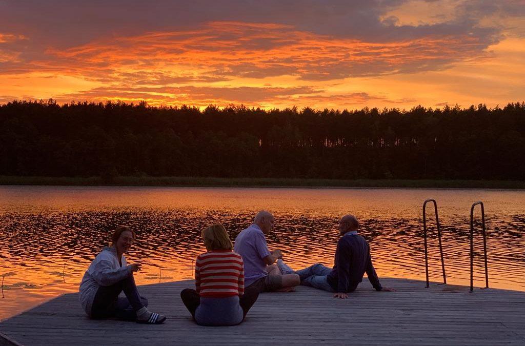 Die Reise zu dir selbst: Yoga- & Meditationswochenende in der Uckermark 05.-07.06.2020