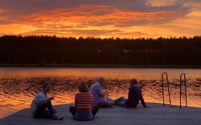 Die Reise zu dir selbst: Yoga- & Meditationswochenende in der Uckermark 05.-07.06.2020 –> AUSGEBUCHT!