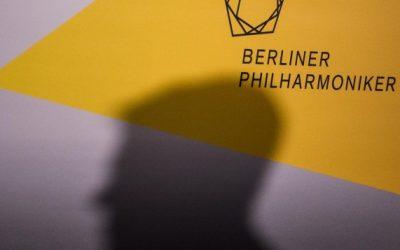 Meditation an der Berliner Philharmonie
