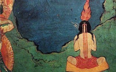 Tatkraft: Wege zum inneren Feuer  —  Meditationen zur Aktivierung des feinstofflichen Körpers am Sa. 1. Feb. 2020, 14 – 18 Uhr