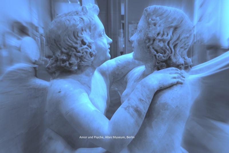 """""""Lieben belebt,"""" sagte Goethe."""