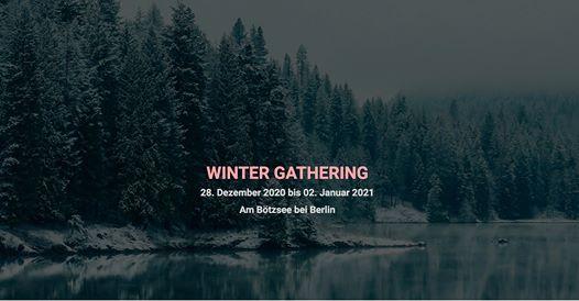 WINTER GATHERING – mit Freude & Achtsamkeit in das neue Jahr